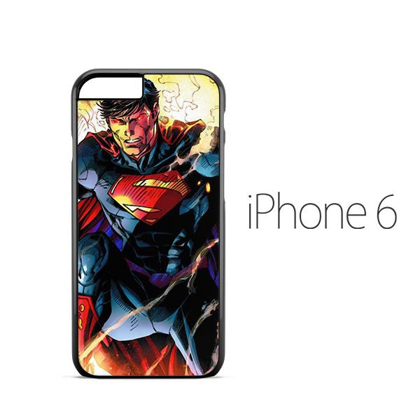 Superman DC Comic iPhone 6 Case