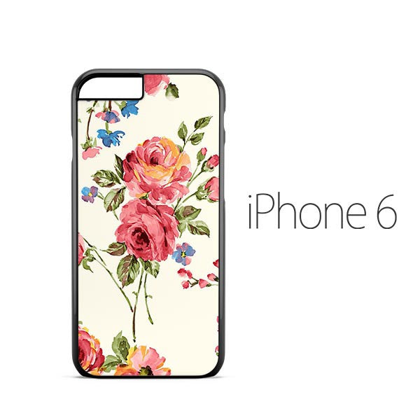 Rose Flower Bouquete iPhone 6 Case