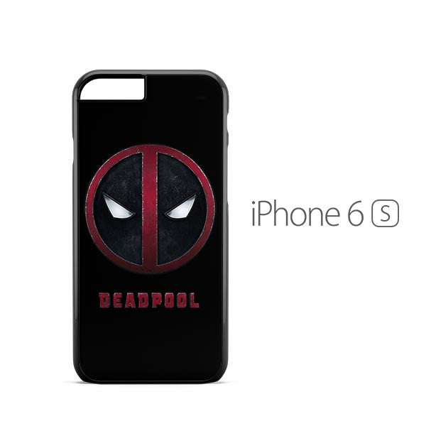 Deadpool Logo Poster iPhone 6s Case