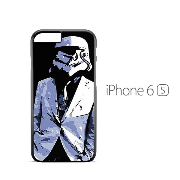 Strom Trooper White Suit iPhone 6s Case
