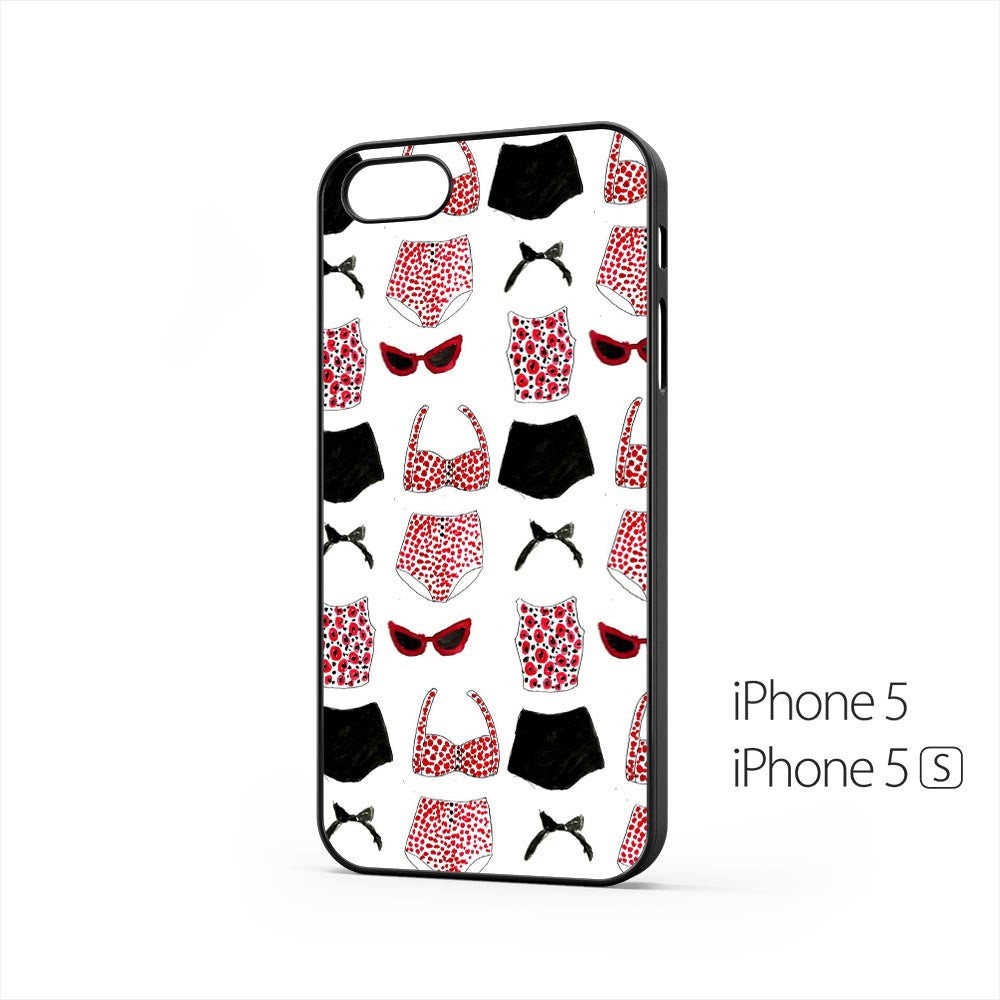 60s Swimsuits iPhone 5 / 5s Case
