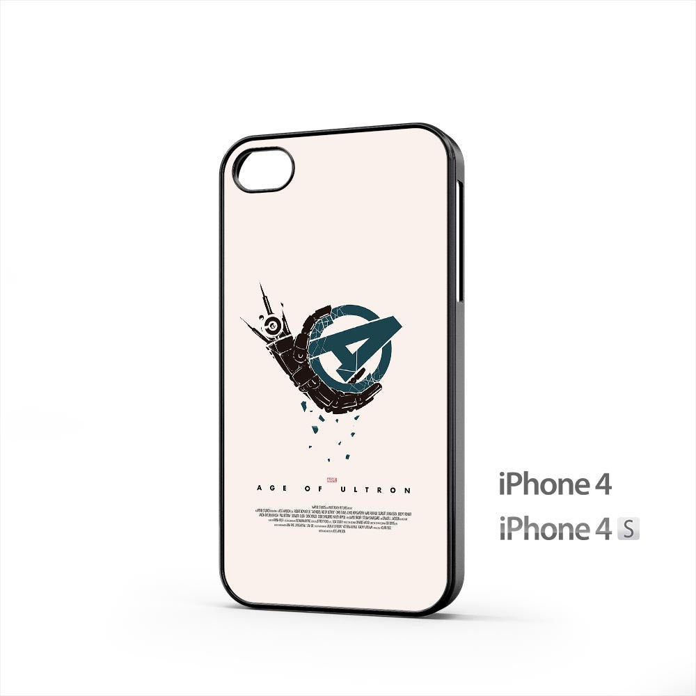 Age Of Ultron Logo iPhone 4 / 4s Case