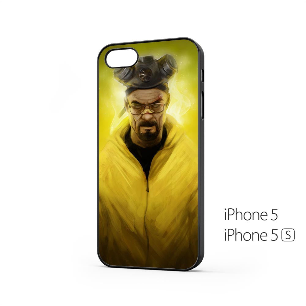 Breaking Bad Yellow iPhone 5 / 5s Case
