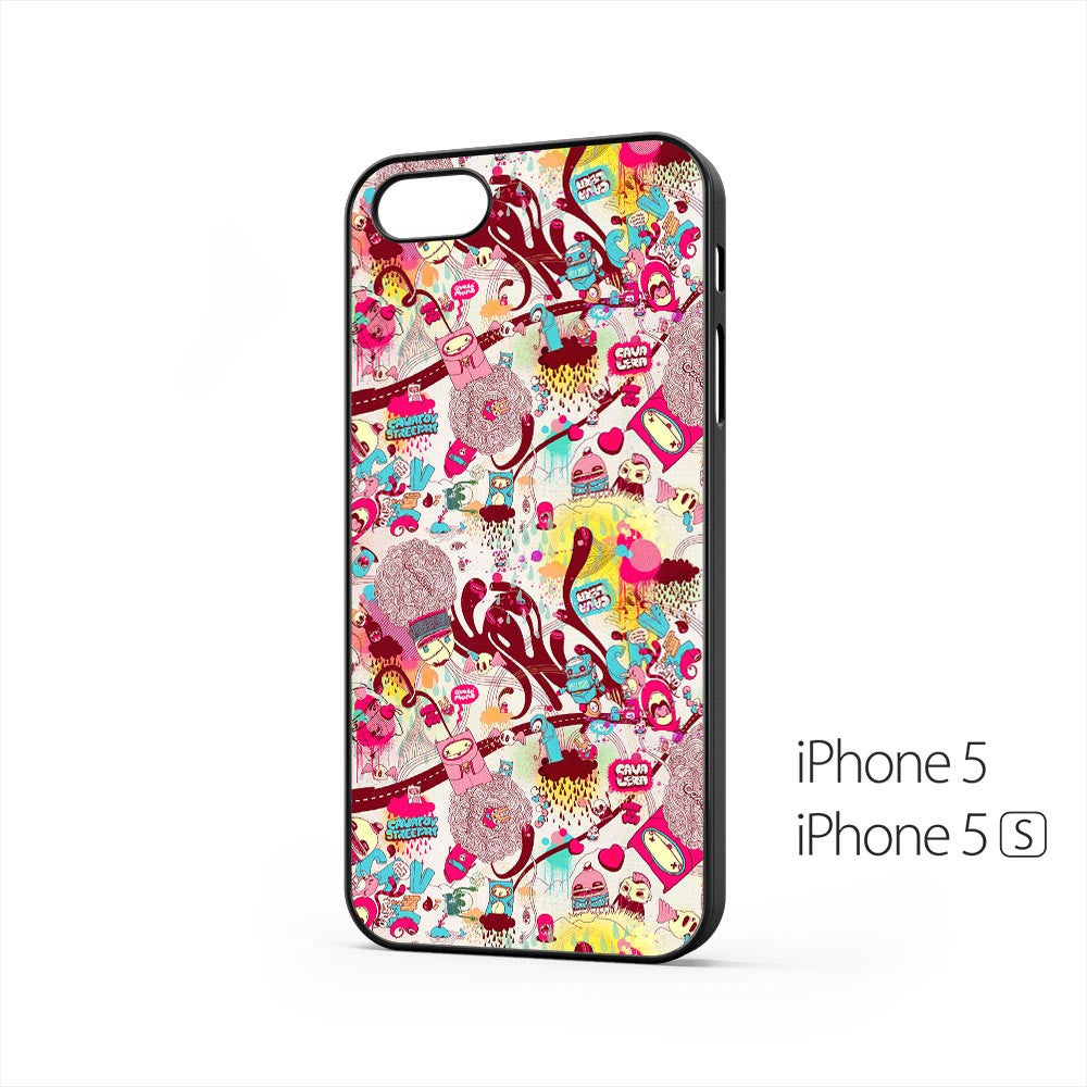 Cartoon World iPhone 5 / 5s Case