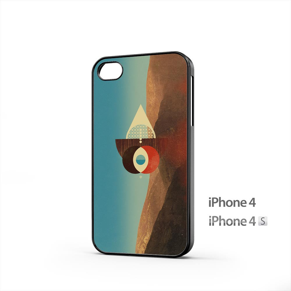 Eye iPhone 4 / 4s Case