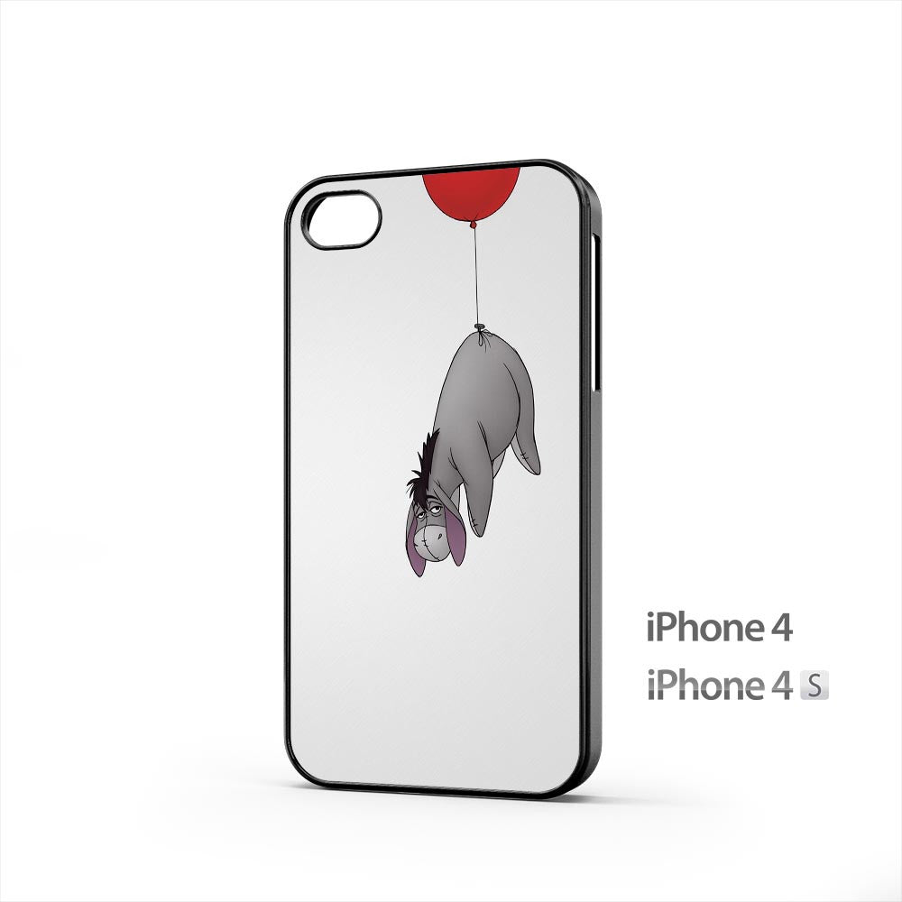 Donkey Red Balloon iPhone 4 / 4s Case