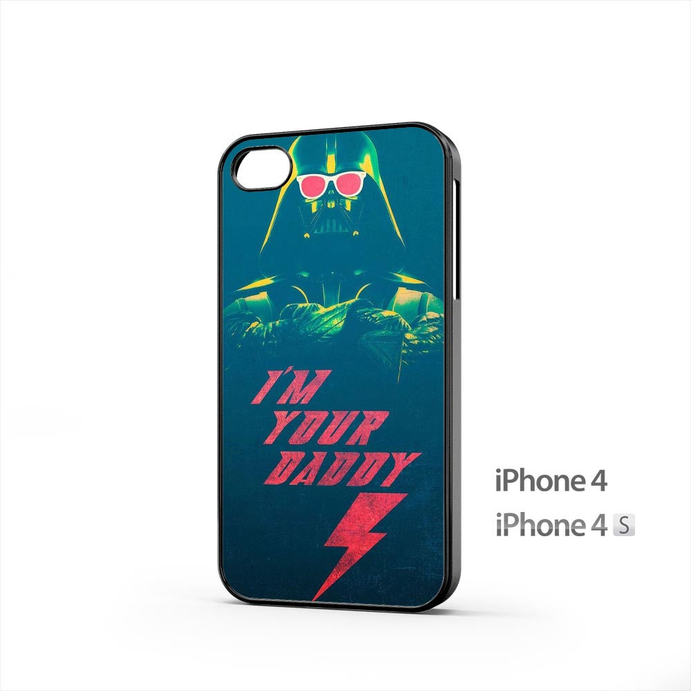 Dart Vader Your Dad iPhone 4 / 4s Case