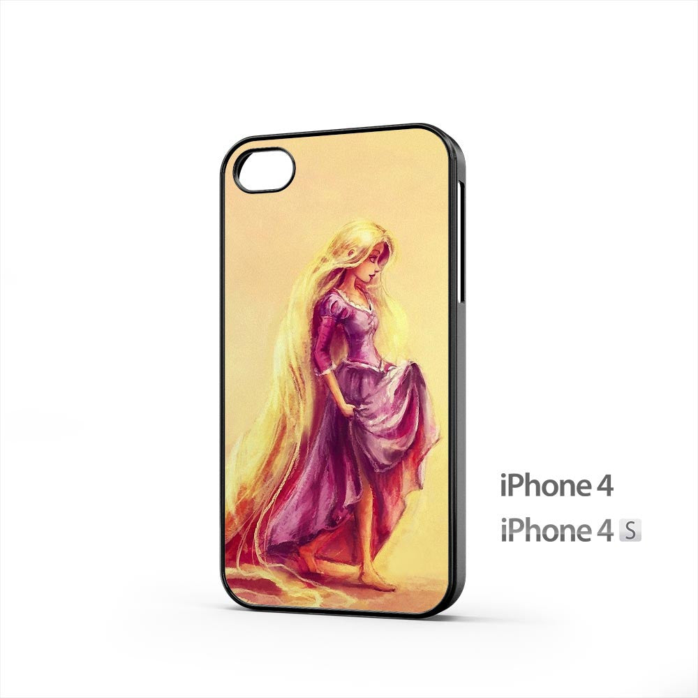 Rapunzel Painting iPhone 4 / 4s Case