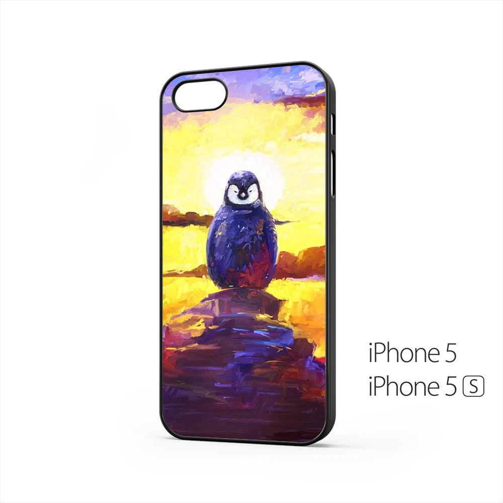 Sunset Penguin iPhone 5 / 5s Case