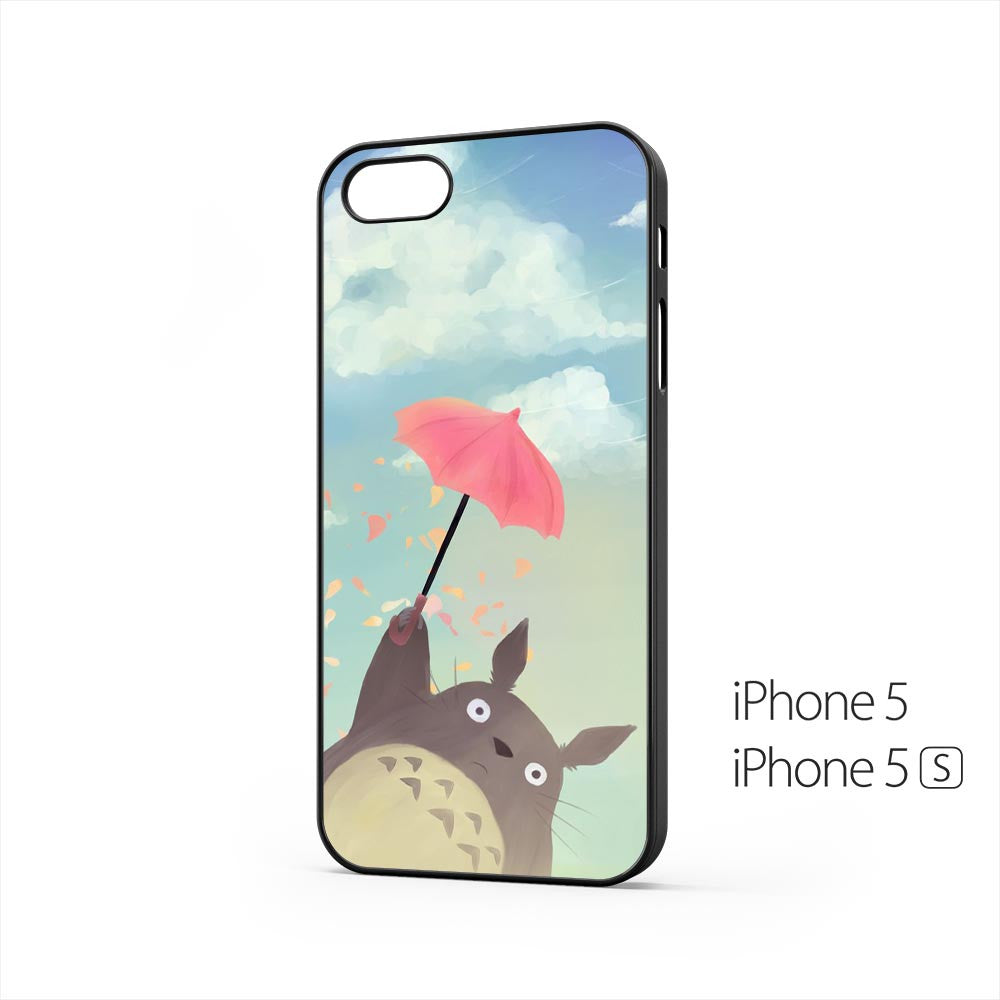 Totoro Flying With Umbrella iPhone 5 / 5s Case