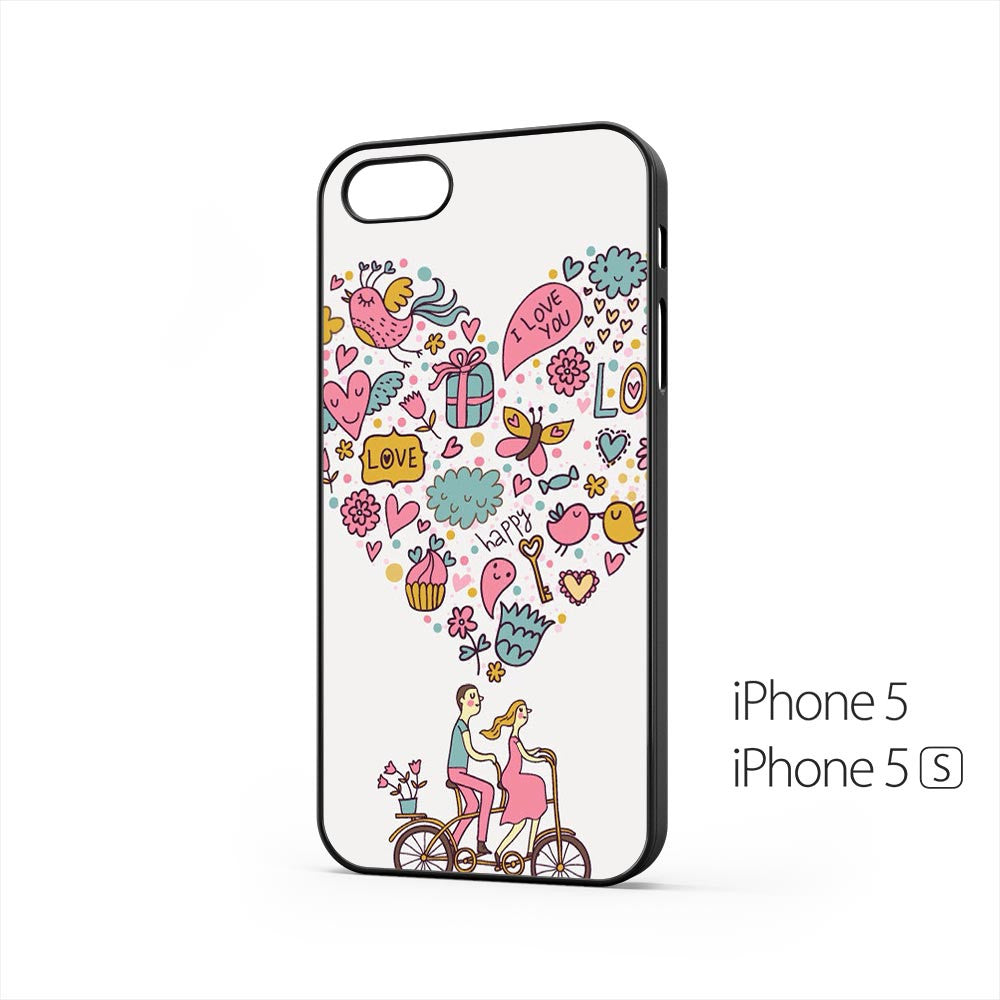 We In Love Journey iPhone 5 / 5s Case