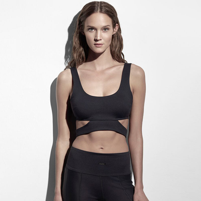 Flex Bra-Black