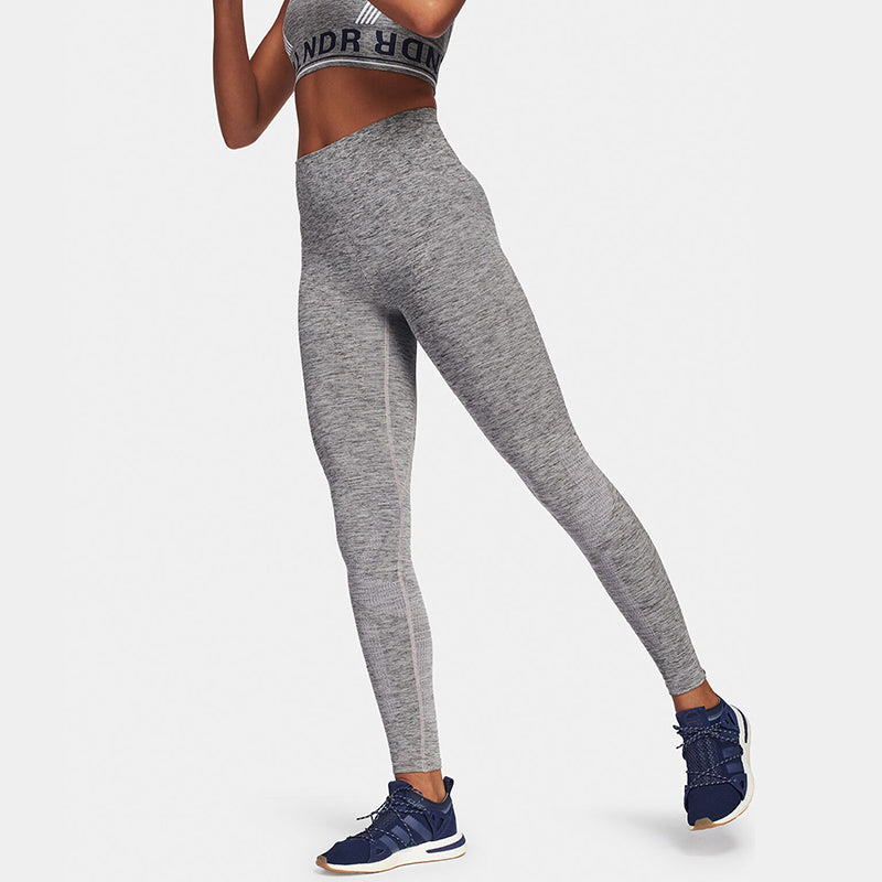 Eight Eight Leggings-Grey Marl