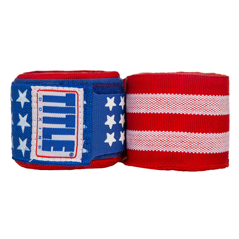"Title Print Mexican Style 180"" Handwraps-USA"