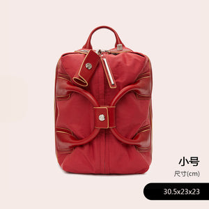 Studio Bag-Vintage Red Classic
