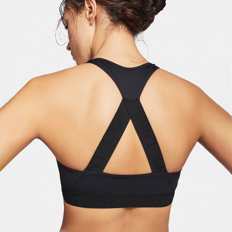 Hype Sports Bra-Black