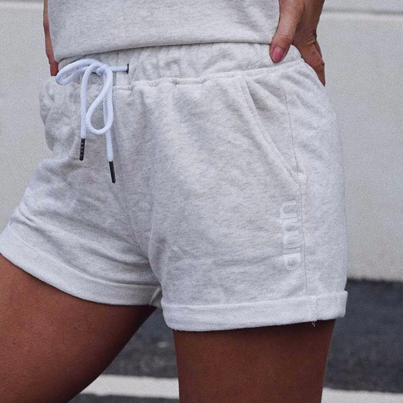 Grey Sweat Shorts