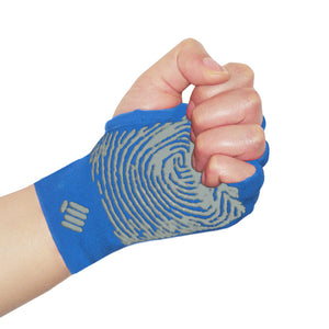 Staple Gloves-Blue