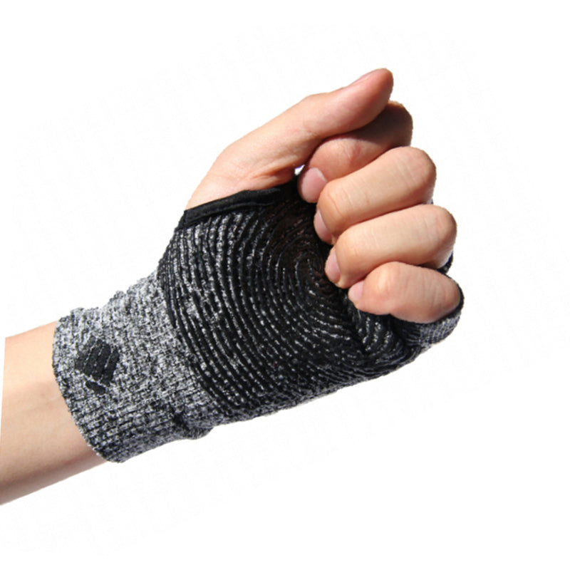 Staple Gloves-Grey