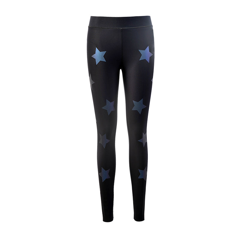 Ultra Silk Knockout Legging-Nero-Moonlight