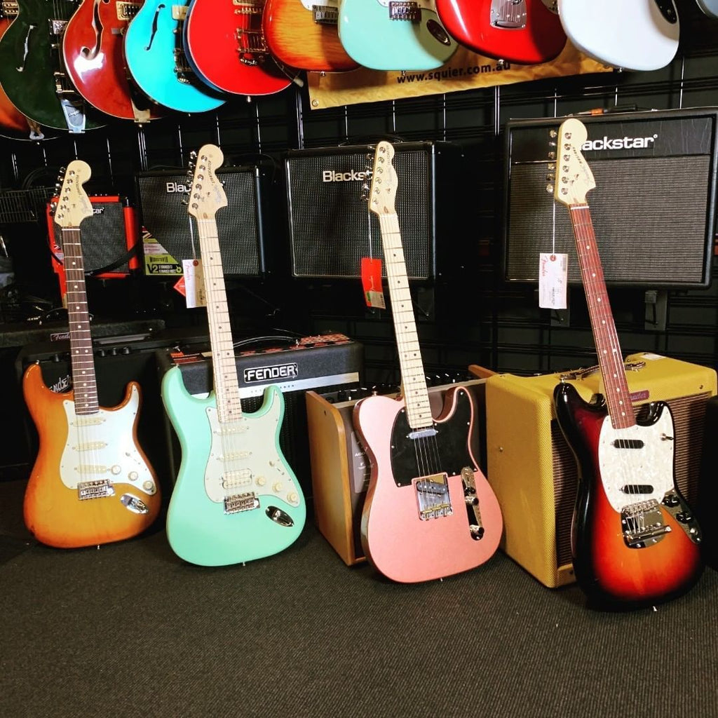 Fender American Performer Series Has Landed at Music 440!
