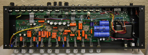 ic: Dual Rectifier Chassis and PCB