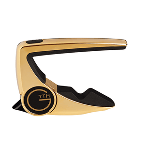 G7th Performance 3 Capo for Acoustic & Electric Guitars - Various Colours - Music 440