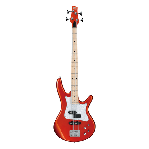 Image of Ibanez SRMD200 ROM Electric Bass - Roadster Orange Metallic - Music 440