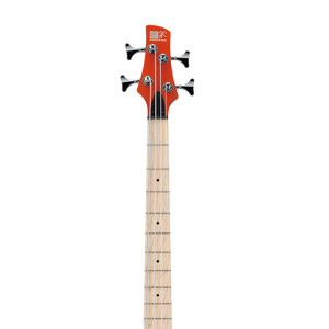 Ibanez SRMD200 ROM Electric Bass - Roadster Orange Metallic - Music 440