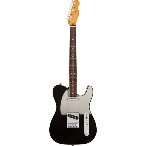 Image of Fender American Ultra Telecaster, Rosewood Fingerboard - Texas Tea - Music 440