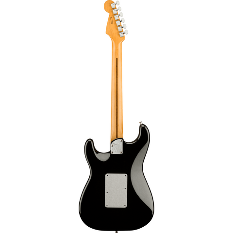 Fender Ultra Luxe Stratocaster Floyd Rose HSS, Rosewood Fingerboard, Mystic Black - Music 440