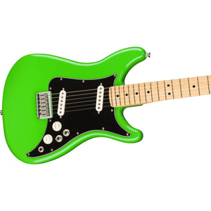 Fender Player Lead II, Maple Fingerboard, Neon Green - Music 440