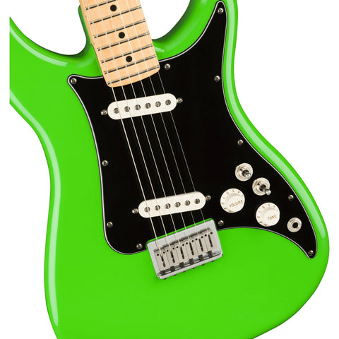 Image of Fender Player Lead II, Maple Fingerboard, Neon Green - Music 440