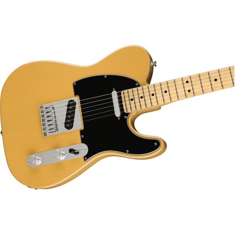 Image of Fender Player Telecaster, Maple Fingerboard - Butterscotch Blonde - Music 440