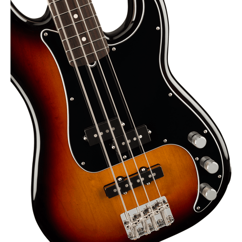 Fender American Performer Precision Bass, Rosewood Fingerboard - 3-Colour Sunburst - Music 440