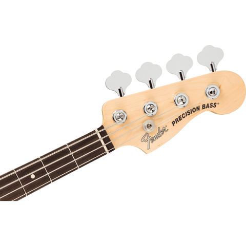 Fender American Performer Precision Bass, Rosewood Fingerboard - Arctic White