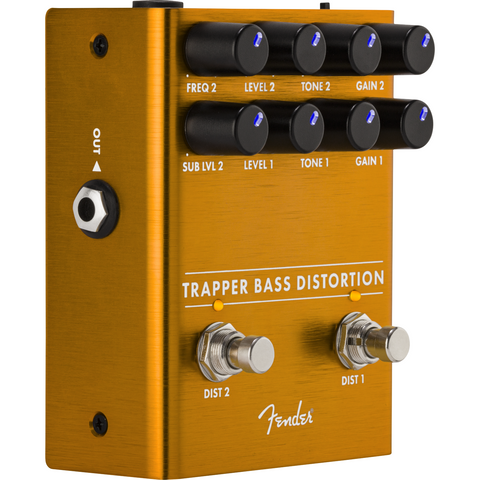 Image of Fender Trapper Bass Distortion - Music 440