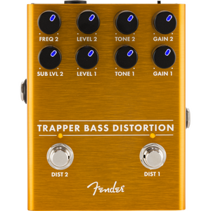 Fender Trapper Bass Distortion - Music 440