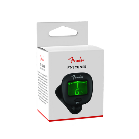 Image of Fender FT-1 Pro Clip-On Tuner - Music 440