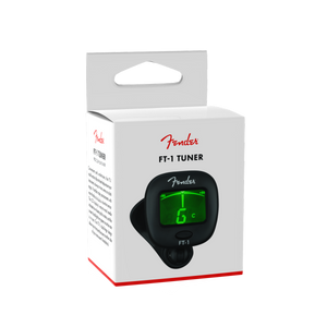 Fender FT-1 Pro Clip-On Tuner - Music 440