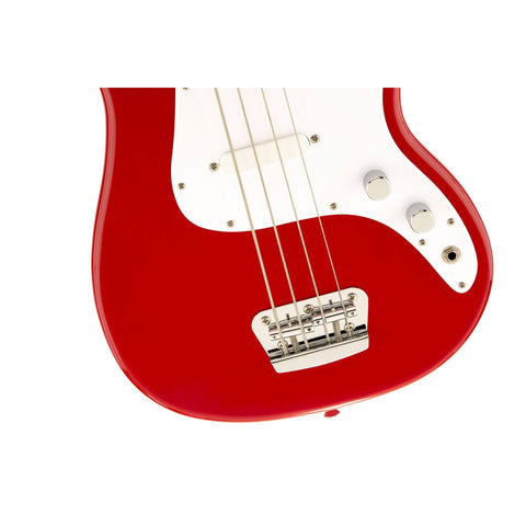 Squier Affinity Series Bronco Bass - Torino Red - Music 440
