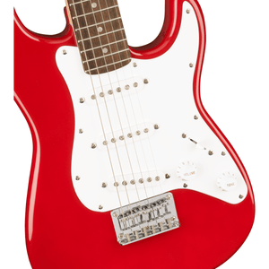 Squier Mini Stratocaster, Laurel Fingerboard - Dakota Red