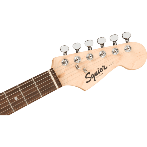 Image of Squier Mini Stratocaster, Laurel Fingerboard - Dakota Red