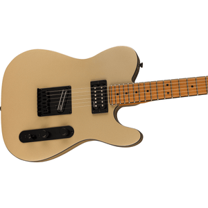 Squier Contemporary Telecaster RH, Roasted Maple Fingerboard - Shoreline Gold - Music 440