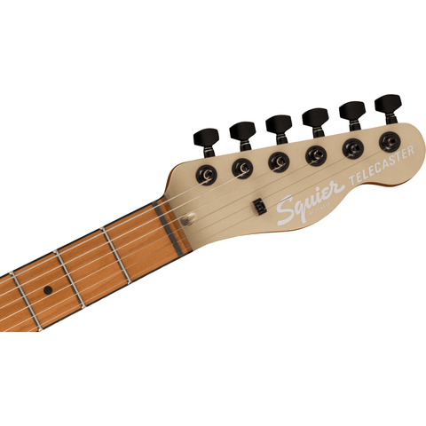 Image of Squier Contemporary Telecaster RH, Roasted Maple Fingerboard - Shoreline Gold - Music 440