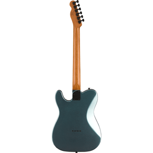 Squier Contemporary Telecaster RH, Roasted Maple Fingerboard - Gunmetal Metallic - Music 440