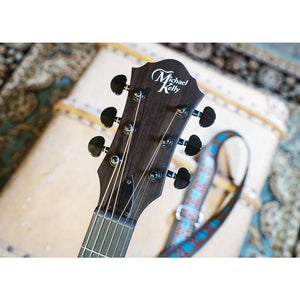 Michael Kelly Exotic Ziricote Forte Acoustic Guitar - Music 440