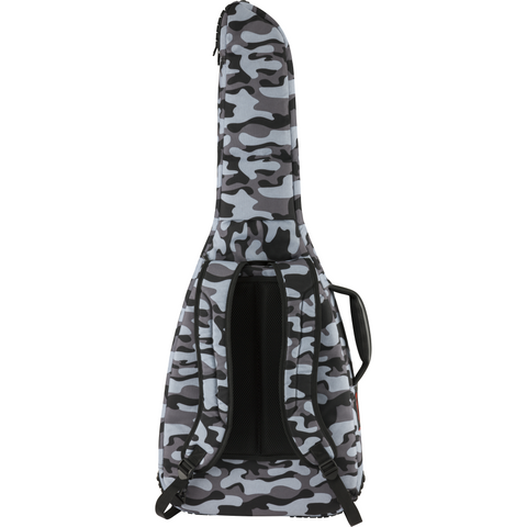 Fender FE920 Electric Guitar Gig Bag, Winter Camo - Music 440