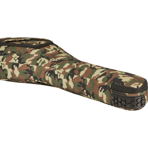 Fender FE920 Electric Guitar Gig Bag, Woodland Camo - Music 440