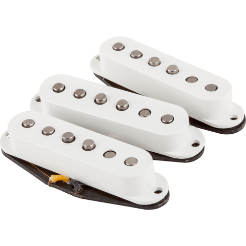 Image of Fender Custom Shop Fat '50s Stratocaster Pickups - Set of 3 - Music 440